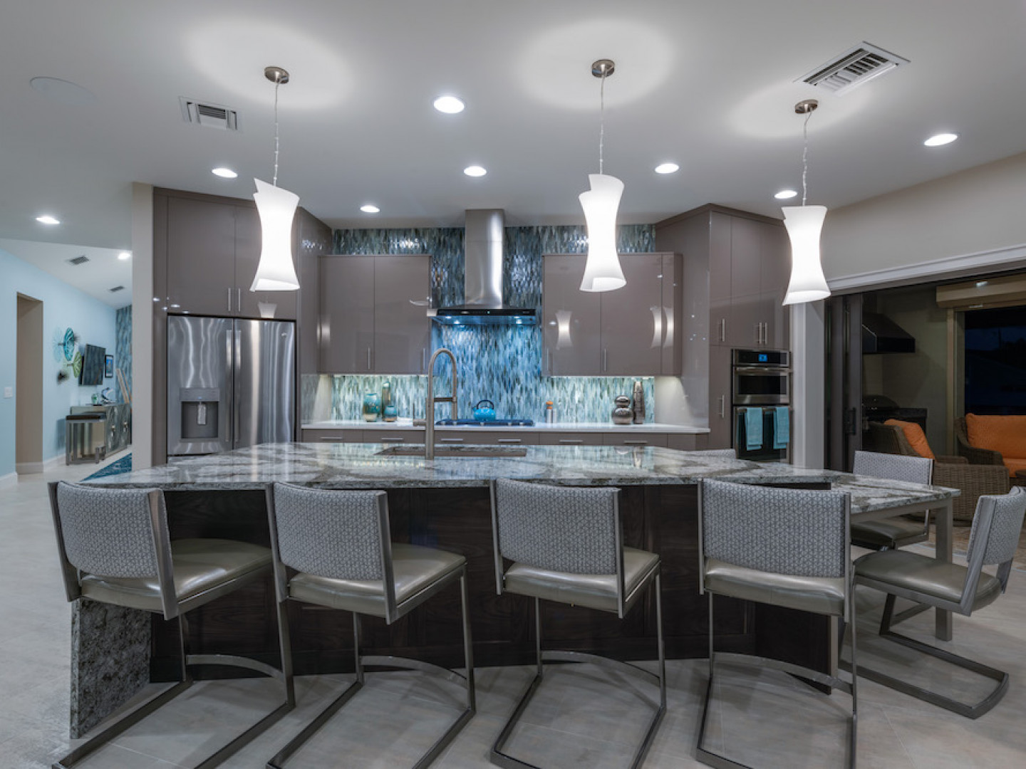 Superior's custom kitchen designers will help you create your dream kitchen